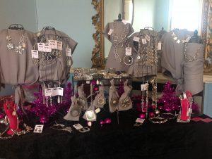 Jiggy Jewellery's jewellery stall